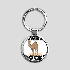 CAMELS21351 Round Keychain