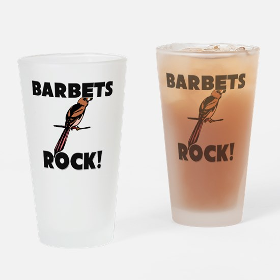 BARBETS67391 Drinking Glass