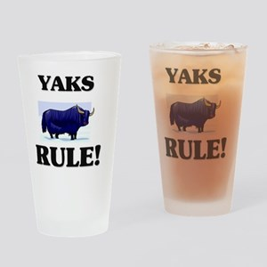 YAKS652 Drinking Glass