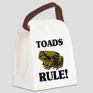 TOADS431 Canvas Lunch Bag