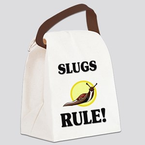 SLUGS1166 Canvas Lunch Bag