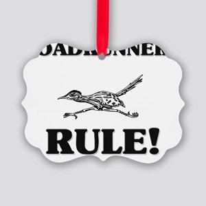 ROADRUNNERS11694 Picture Ornament