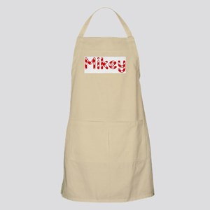 Mikey - Candy Cane BBQ Apron
