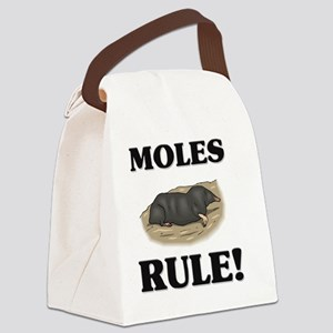 MOLES7174 Canvas Lunch Bag