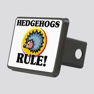 HEDGEHOGS132236 Rectangular Hitch Cover