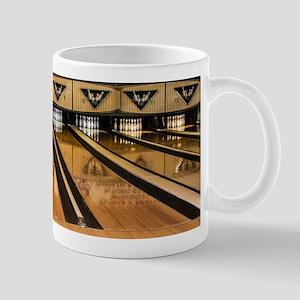 The Bowling Alley Mug