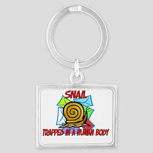 Snail12365 Landscape Keychain