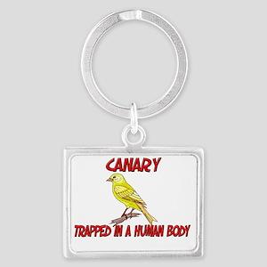 Canary60349 Landscape Keychain