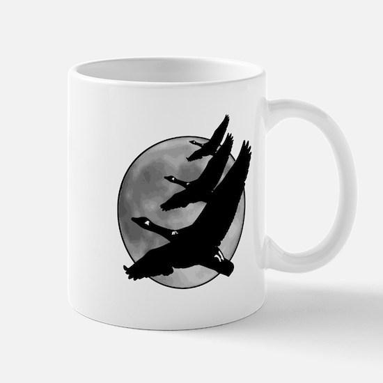 Canadian Geese Small Mug
