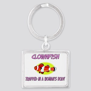 Clownfish73326 Landscape Keychain