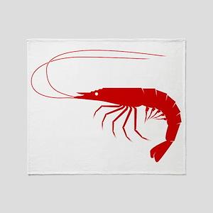 Crawfish Throw Blanket