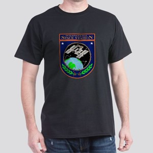 ISS Program Logo Dark T-Shirt