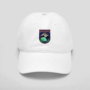 ISS Program Logo Cap