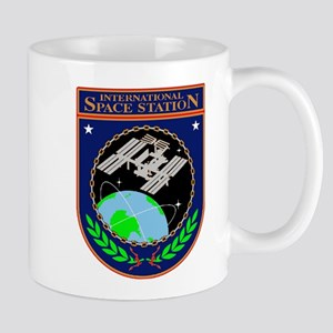 ISS Program Logo Mug