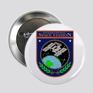 "Iss Program Logo 2.25"" Button"