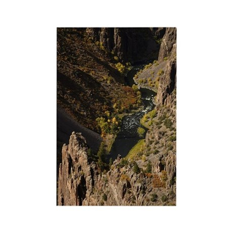 Black Canyon of the Gunnison Rectangle Magnet