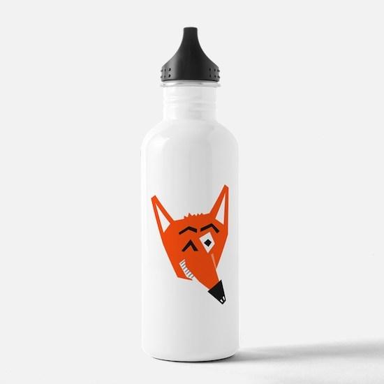 Winking Fox Sports Water Bottle