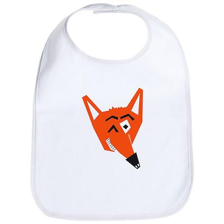 Winking Fox Bib