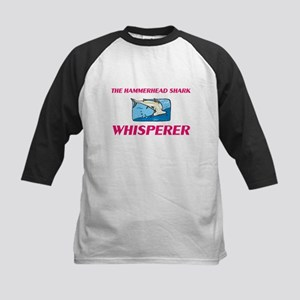 The Hammerhead Shark Whisperer Baseball Jersey