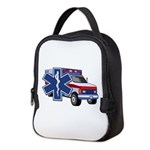 EMS Ambulance Neoprene Lunch Bag