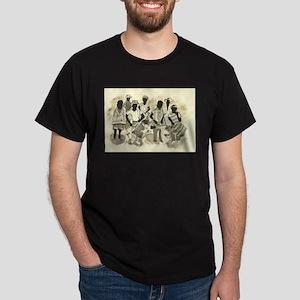 pan round neck T-Shirt