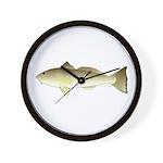 Southern Kingfish Wall Clock
