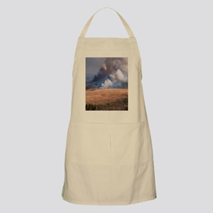 Fire in Yellowstone Apron