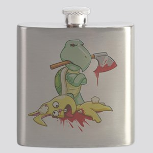 TORTOISE AND THE HARE Flask