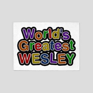 World's Greatest Wesley 5'x7' Area Rug