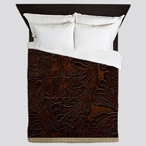 Western Pillow 8 Queen Duvet
