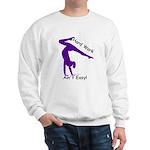 Gymnastics Sweatshirt - Hard Work