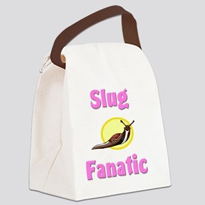 Slug11566 Canvas Lunch Bag