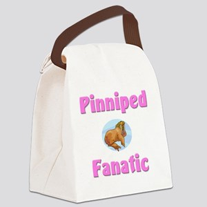Pinniped37128 Canvas Lunch Bag