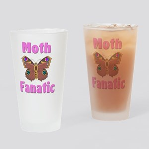 Moth88166 Drinking Glass