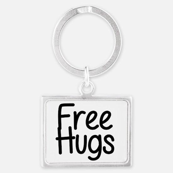 Free Hugs Keychains