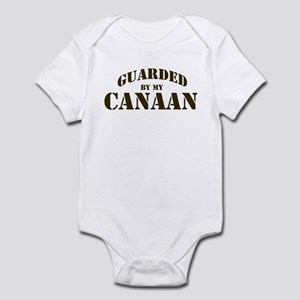 Canaan: Guarded by Infant Bodysuit