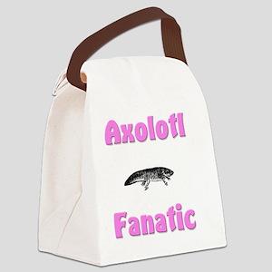 Axolotl29400 Canvas Lunch Bag