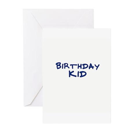 Birthday Kid Greeting Cards (Pk of 10)