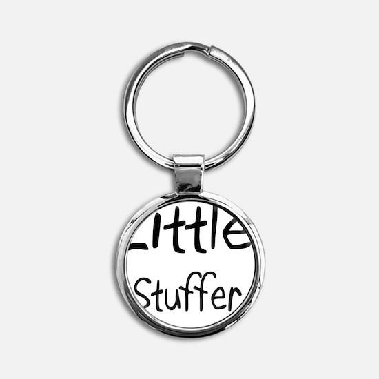 Stuffer47 Round Keychain