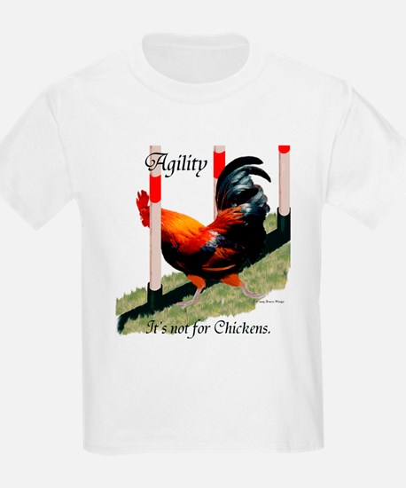 NOT for Chickens! Kids T-Shirt