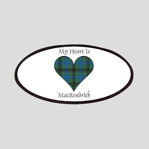 Heart - MacKendrick Patches