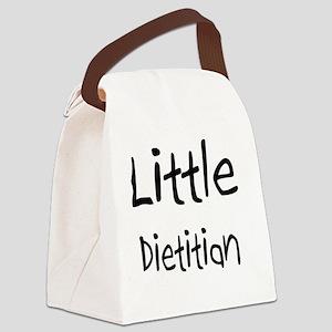 Dietitian88 Canvas Lunch Bag