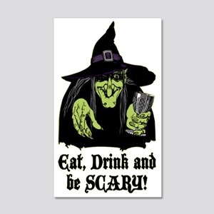 Be Scary Wall Decal