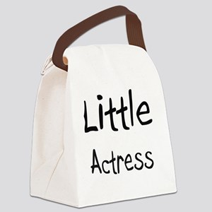 Actress120 Canvas Lunch Bag