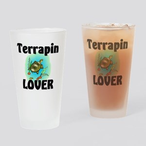Terrapin3837 Drinking Glass