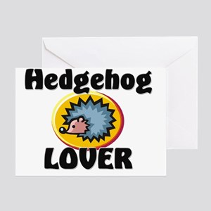 Hedgehog55236 Greeting Card