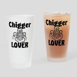 Chigger62336 Drinking Glass
