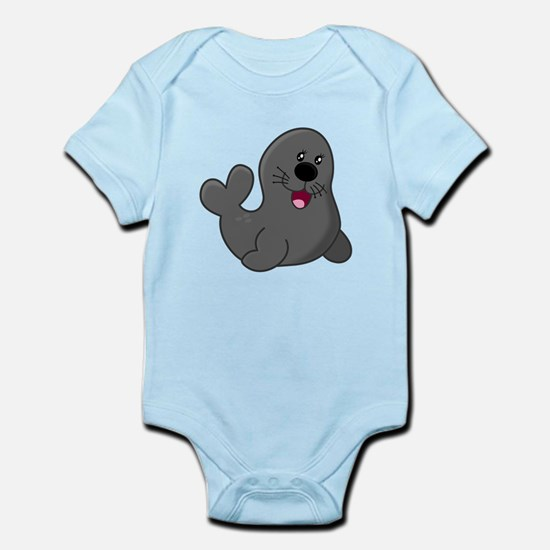 Baby Seal Body Suit
