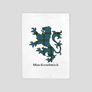 Lion - MacKendrick 5'x7'Area Rug