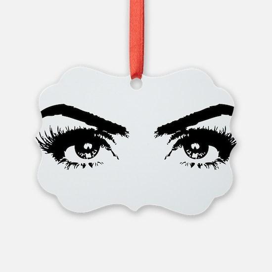 Eyes Ornament